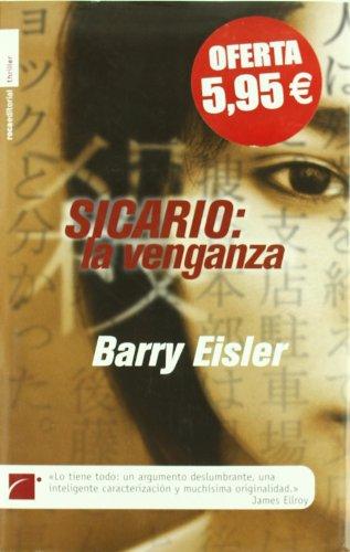 9788496284654: Sicario: La venganza (Spanish Edition)