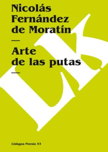 9788496290075: Arte de las putas (Poesia) (Spanish Edition)