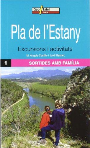 9788496295865: Pla de l'Estany: Sortides en familia 2 (Guias)