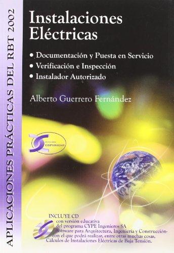 Instalaciones eléctricas: Guerrero Fernández, Alberto