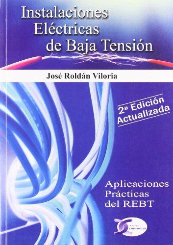 9788496300507: Instalaciones Electricas Baja Tension, 2ª Edicion (Spanish Edition)