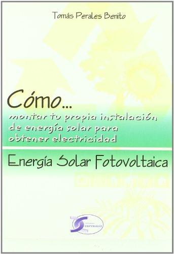 9788496300675: ENERGIA SOLAR FOTOVOLTAICA