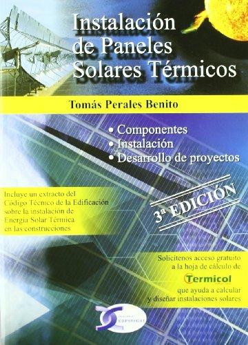 9788496300699: Instalación de paneles solares