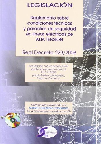 Reglamento de alta tensión (Paperback): Alberto Guerrero Fernandez