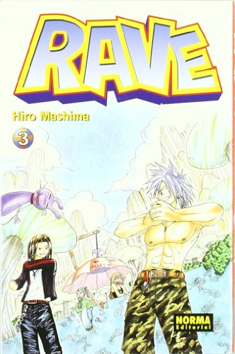 9788496325265: Rave 3 (Spanish Edition)