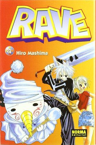 9788496325272: Rave 4 (Rave Master) (Spanish Edition)