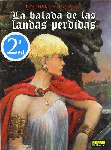 9788496325555: LA BALADA DE LAS LANDAS PERDIDAS INTEGRAL (CÓMIC EUROPEO)