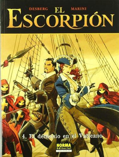 9788496325647: El Escorpion 4. el Demonio en el Vaticano