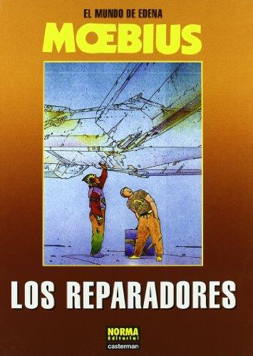 9788496325777: El Mundo De Edena No.6-los Reparadores