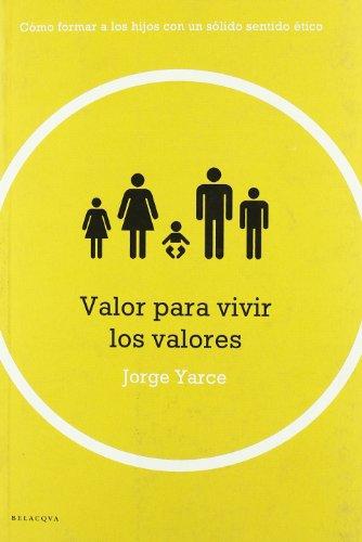 9788496326125: VALOR PARA VIVIR LOS VALORES