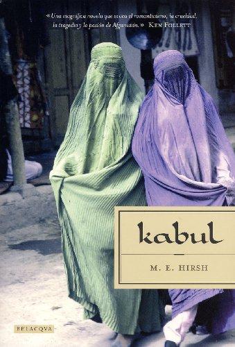 9788496326828: Kabul (Novela Historica)