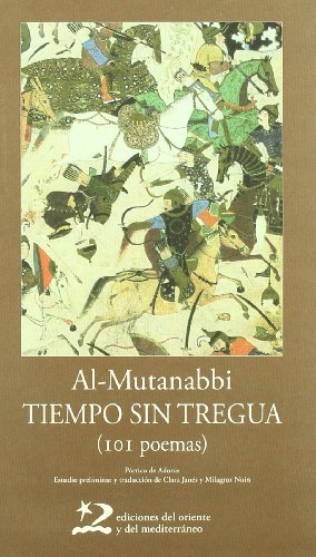 9788496327412: Tiempo sin tregua / Time Relentlessly (Spanish Edition)
