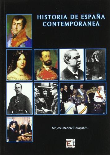 9788496331181: Historia de España contemporanea