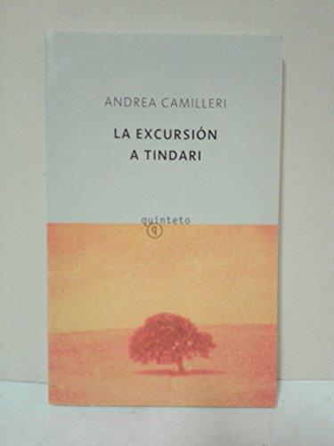 9788496333031: La excursión a Tindari (Quinteto Bolsillo)