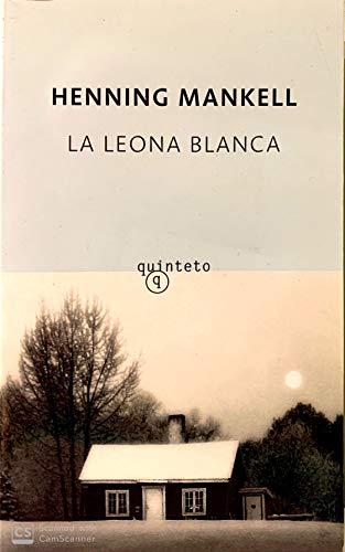 9788496333093: Leona Blanca, la (Quinteto Bolsillo)