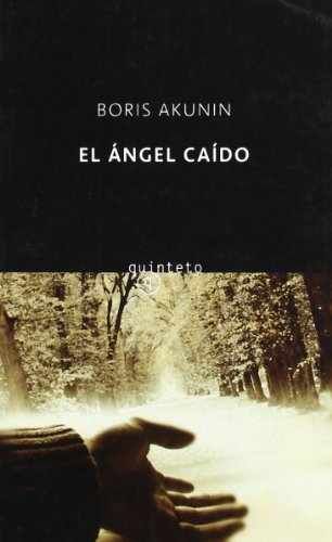 9788496333185: El Ángel Caído
