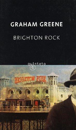 9788496333291: Brighton Rock (Quinteto Bolsillo)
