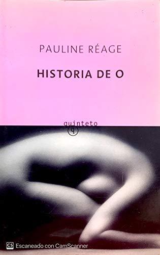 9788496333314: Historia de O (Quinteto Bolsillo)