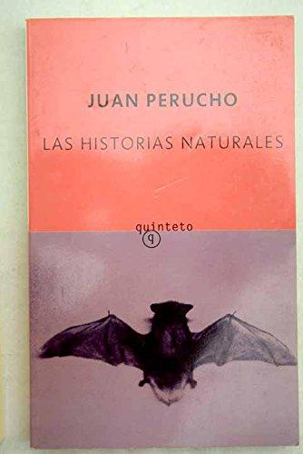 9788496333352: Las historias naturales