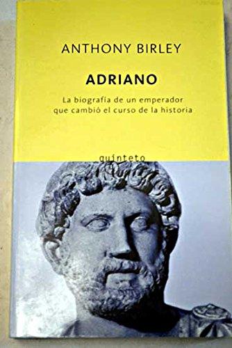 9788496333369: Adriano (Quinteto Bolsillo)