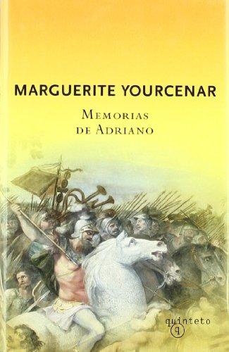 9788496333611: Memorias de Adriano (Nav. 05) (Quinteto Bolsillo)