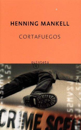9788496333673: Cortafuegos (Quinteto Bolsillo)