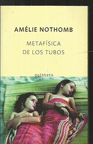 9788496333703: Metafisica De Los Tubos (Spanish Edition)