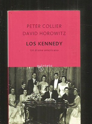 9788496333994: Los Kennedy (Quinteto Bolsillo)