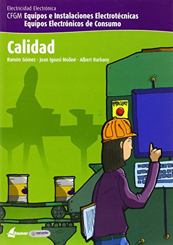 9788496334120: CALIDAD CFGM