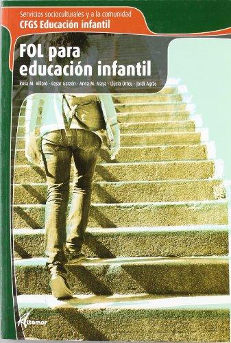 9788496334663: FOL Para Educación Infantil. CFGS