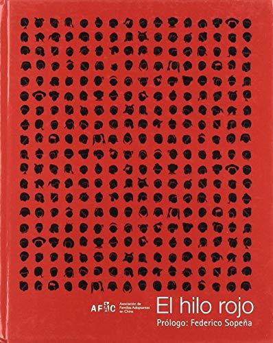 9788496349483: El hilo rojo (Escrivanies)