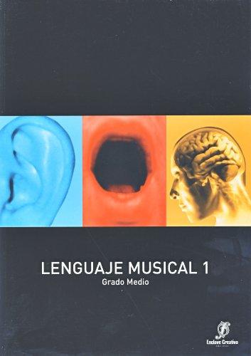 9788496350854: ENCLAVE - Lenguaje Musical 1º (Grado Medio) (Molina)