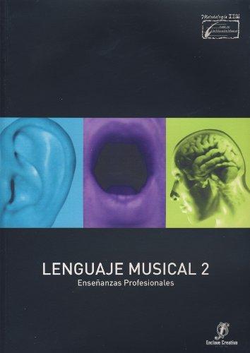 9788496350861: ENCLAVE - Lenguaje Musical 2º (Grado Medio) (Roncero/Molina)