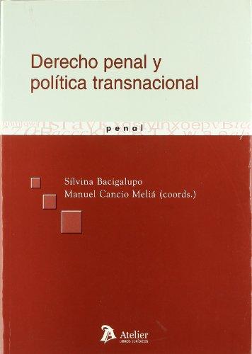 9788496354494: DERECHO PENAL Y POLITICA TRANSNACIONAL