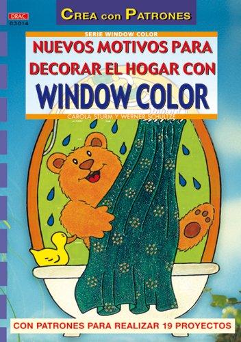 9788496365513 Nuevos Motivos Para Colorear El Hogar Con Window