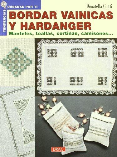 9788496365933: Bordar Vainicas y Hardanger.manteles.toallas(2005)