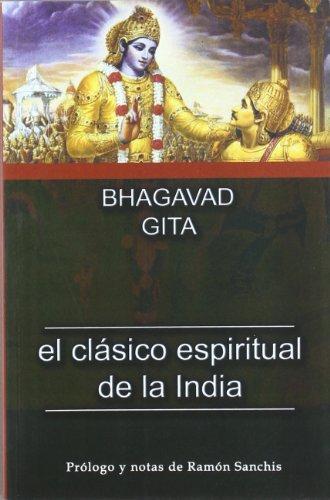 9788496369023: Bhagavad Gita