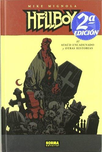 9788496370890: HELLBOY 03: EL ATAÚD ENCADENADO Y OTRAS HISTORIAS (Ed. Cartoné) (MIKE MIGNOLA)