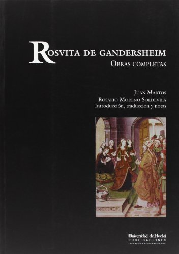 9788496373761: Rosvita de Gandersheim: Obras Completas