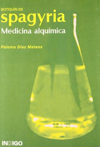 9788496381193: Botiquin de spagyria - medicina alquimica