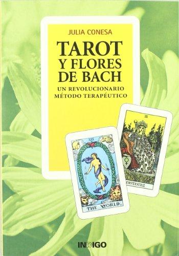 9788496381421: Tarot Y Flores De Bach