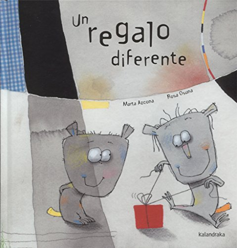 Un regalo diferente / A different gift (Hardback) - Marta Azcona