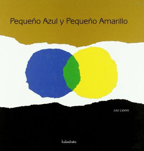 9788496388253: Pequeño Azul Y Pequeño Amarillo