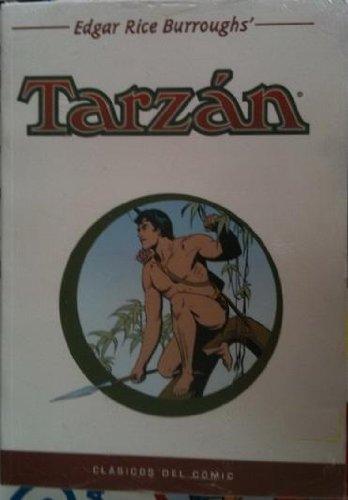 9788496389137: Tarzan (Clasicos del Comic)