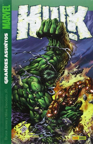9788496389939: Hulk