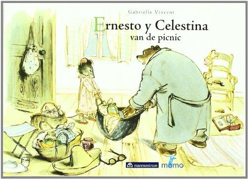 9788496391109: VAN DE PICNIC Ernesto y Celestina TD Mnostrum