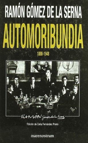 9788496391321: Automoribundia 1808-1948