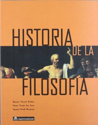 9788496391437: HISTORIA DE LA FILOSOFIA Mnostrum