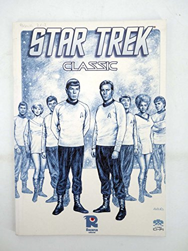 9788496402195: STAR TREK CLASSIC NUM. 1