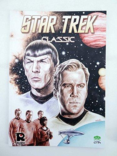9788496402232: Star trek classic